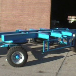 Watertank trailer