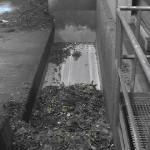 Ontvangst bunker voor GFT afval