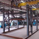 Industriële constructies